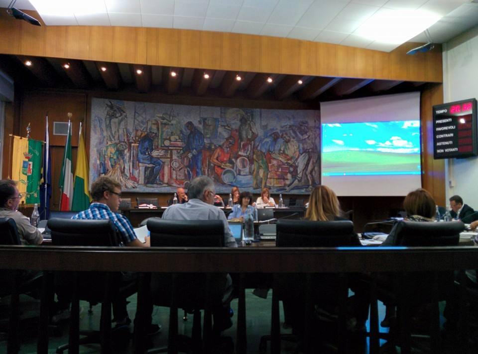 consiglio comunale di dalmine 3