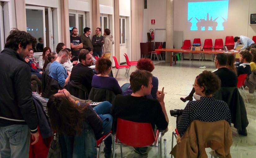 Referendum Trivellazioni: il materiale delle serata informativa