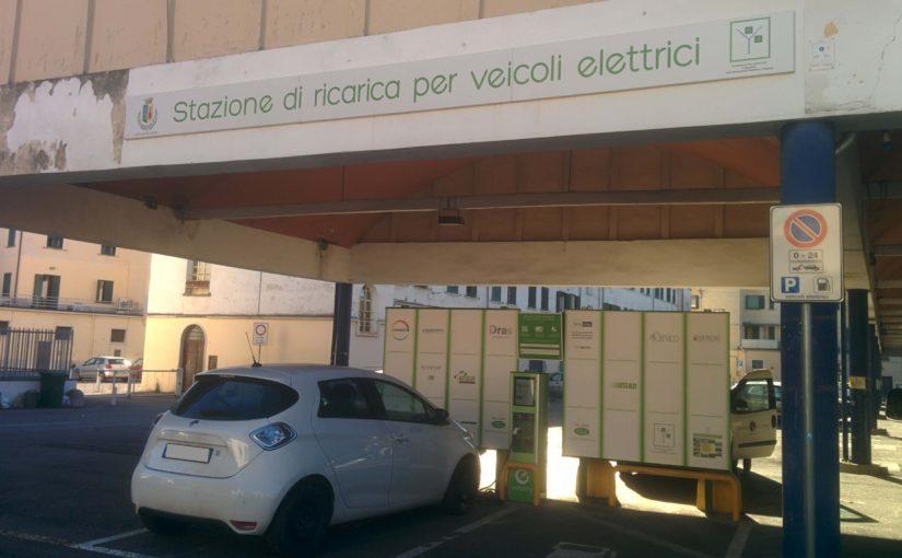Come sta andando la stazione di ricarica elettrica di Dalmine?