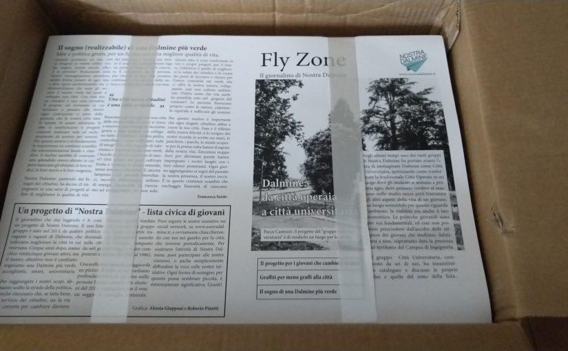 Fly Zone, il giornalino di Nostra Dalmine