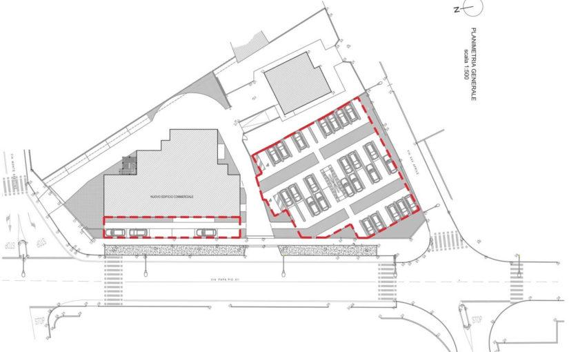 A Brembo sorgerà un nuovo edificio commerciale