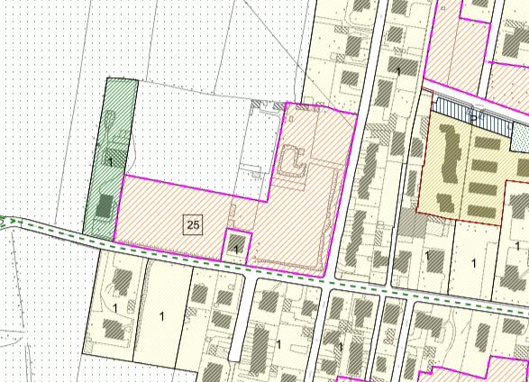 """Tavola 3 - Nel 2003 era già classificata come """"Zona di espansione residenziale"""""""