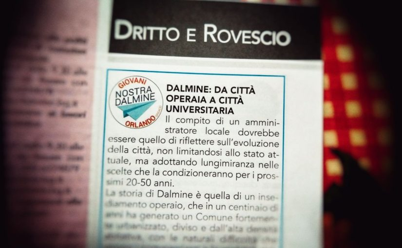 Dalmine città universitaria