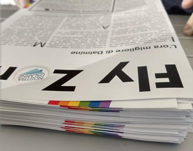 Fly Zone 5, il giornalino di Nostra Dalmine
