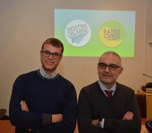 Fabio Tiraboschi è il Candidato Sindaco di Nostra Dalmine e Patto Civico