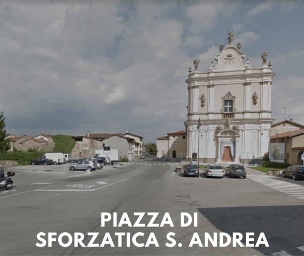 Qual è il futuro della piazza di Sforzatica S. Andrea?