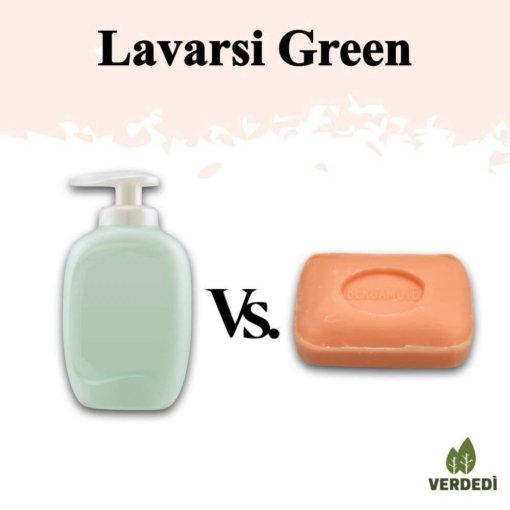 Verdedì #5: come lavarsi in modo sostenibile