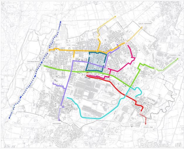 Le nostre proposte per il Biciplan