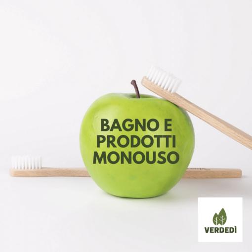 #Verdedì 18: Prodotti monouso in bagno