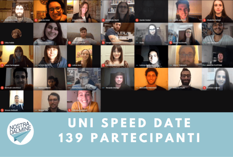 Indeciso sull'Università? Uni Speed Date Online