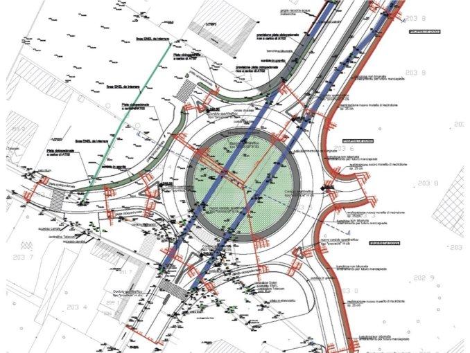 Come sarà la viabilità esterna di Porta Nord