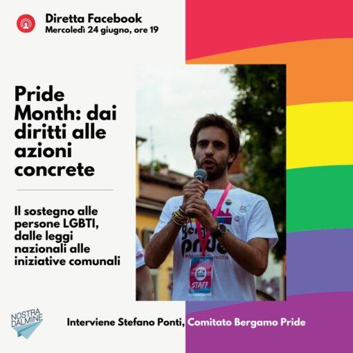 Pride Month: dai diritti alle azioni concrete 🌈