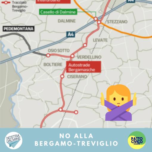 Regione Lombardia ha stanziato 130 milioni di euro per la superstrada Bergamo-Treviglio