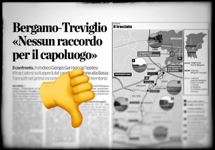 Le ultime importanti novità sulla Bergamo-Treviglio