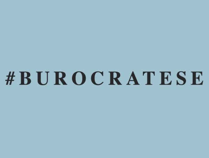 Burocratese, per capire i termini della politica comunale