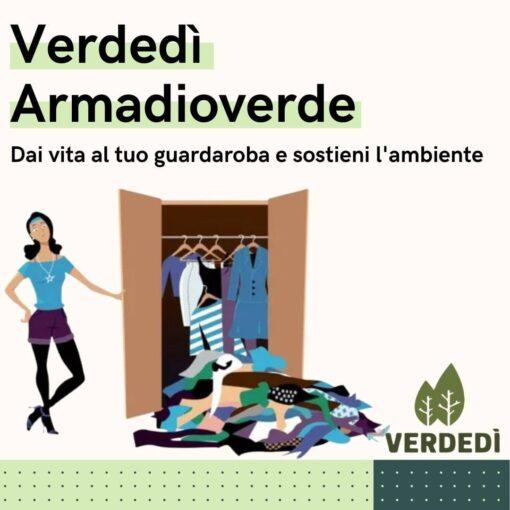 Verdedì 25: Armadio Verde