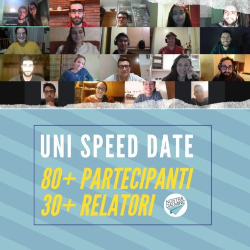 Indeciso sull'Università? Uni Speed Date Online
