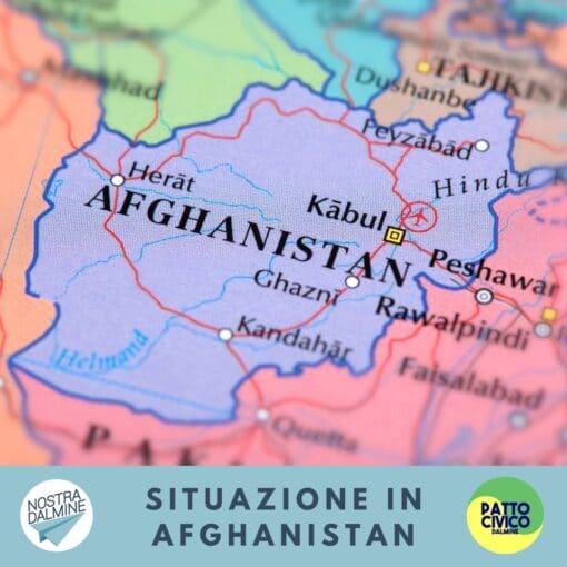 Afghanistan: Dalmine farà la propria parte